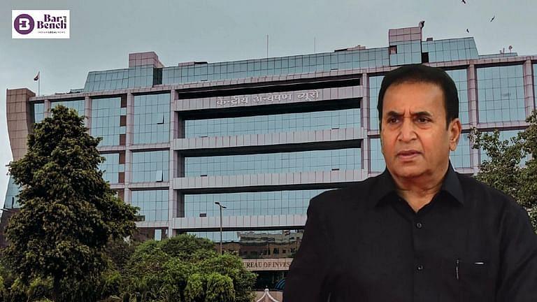सीबीआई ने अनिल देशमुख जांच में लीक हुए दस्तावेज के सिलसिले में मुंबई के वकील को हिरासत में लिया