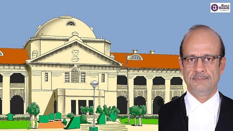 कॉलेजियम ने इलाहाबाद उच्च न्यायालय के मुख्य न्यायाधीश के रूप में न्यायमूर्ति राजेश बिंदल की नियुक्ति की अनुशंसा की