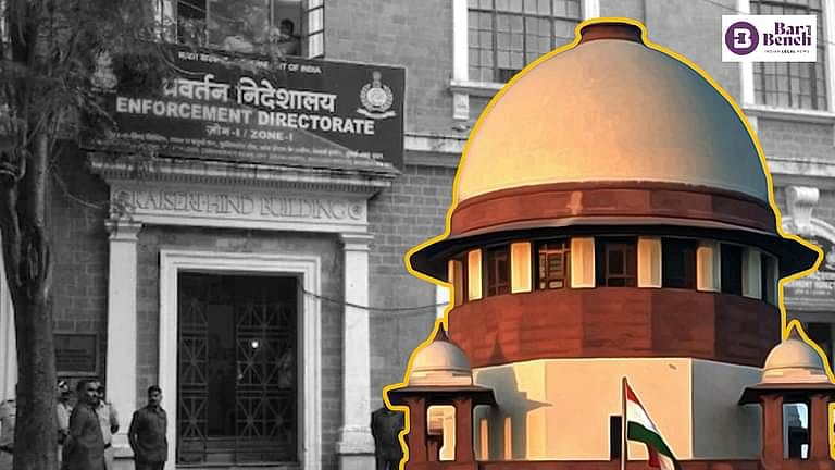 [ब्रेकिंग] सुप्रीम कोर्ट ने केंद्र सरकार द्वारा ईडी निदेशक संजय कुमार मिश्रा के कार्यकाल के पूर्वव्यापी विस्तार को बरकरार रखा