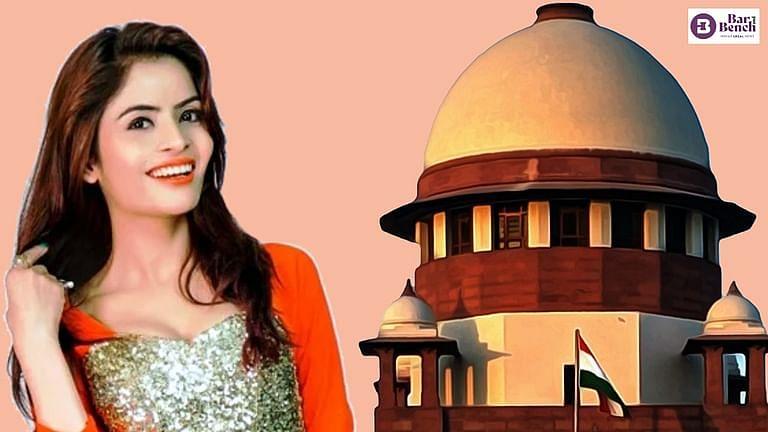 [पोर्न फिल्म मामला] उच्चतम न्यायालय ने गहना वशिष्ठ की अग्रिम जमानत खारिज करने के बंबई उच्च न्यायालय के आदेश पर रोक लगाई