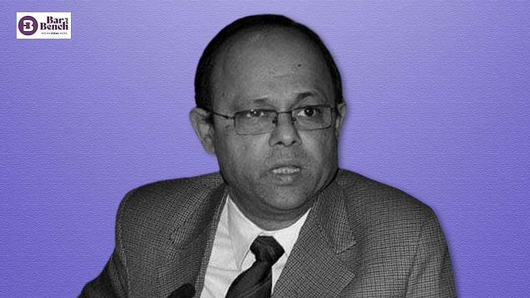 किशोर दत्ता ने पश्चिम बंगाल के महाधिवक्ता पद से इस्तीफा दिया