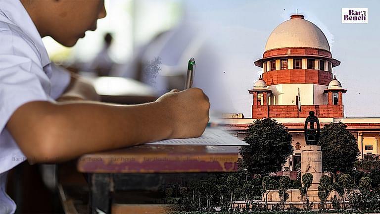 सुप्रीम कोर्ट ने 11वीं कक्षा की परीक्षा आयोजित करने के केरल सरकार के फैसले के खिलाफ याचिका खारिज की