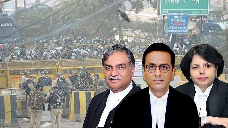 किसान आंदोलन: सुप्रीम कोर्ट ने सिंघू सीमा को खाली करने की याचिका पर विचार करने से किया इनकार