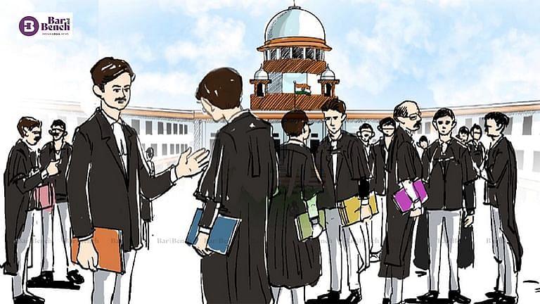 """""""एक वकील का जीवन अधिक कीमती नही:""""SC ने मृतक वकीलो के परिजनो के लिए 50 लाख की अनुग्रह राशि की मांग करने वाली PIL को खारिज किया"""