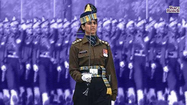 [ब्रेकिंग] केंद्र ने महिलाओं को राष्ट्रीय रक्षा अकादमी में शामिल करने की अनुमति देने का फैसला किया: सुप्रीम कोर्ट मे बताया