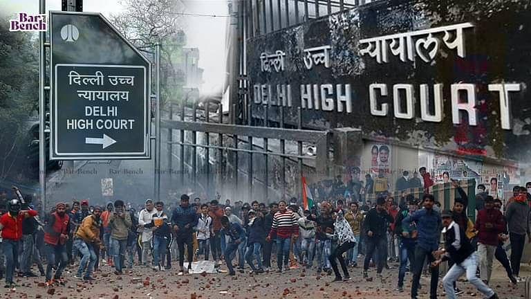 [दिल्ली हिंसा] दिल्ली उच्च न्यायालय ने रतन लाल हत्याकांड में एक आरोपी को जमानत देने से इनकार किया, दूसरे को जमानत दी