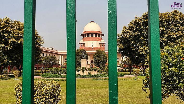 रोहिणी गोलीबारी के बाद, अदालत में विचाराधीन कैदियों के प्रस्तुतीकरण को कम करने के निर्देश के मांग को लेकर SC में याचिका
