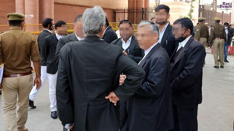 [शाहजहांपुर वकील हत्या] यूपी बार काउंसिल ने बुधवार को बार एसोसिएशनों को न्यायिक कार्यों से दूर रहने को कहा