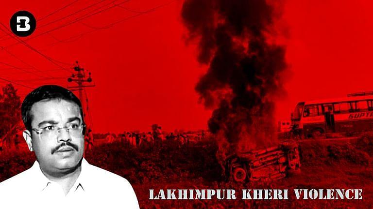 लखीमपुर खीरी : आरोपी आशीष मिश्रा को उत्तर प्रदेश पुलिस ने गिरफ्तार किया