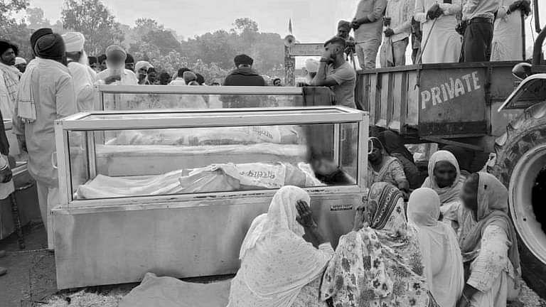 [लखीमपुर खीरी] यूपी पुलिस ने केंद्रीय मंत्री अजय मिश्रा टेनी के बेटे आशीष मिश्रा के खिलाफ हत्या के आरोप में एफ़आईआर दर्ज की