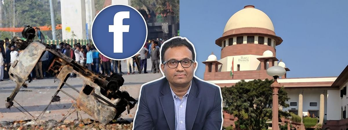 Ajit Mohan, Facebook, Supreme Court