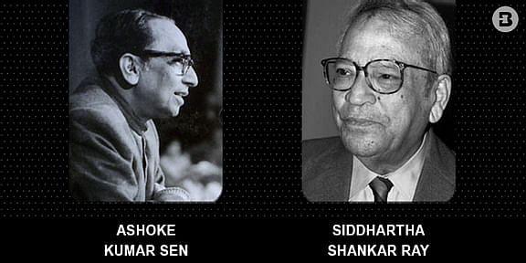 ಅಶೋಕ್ ಕುಮಾರ್ ಸೇನ್ ಮತ್ತು ಸಿದ್ಧಾರ್ಥ್ ಶಂಕರ್ ರೇ