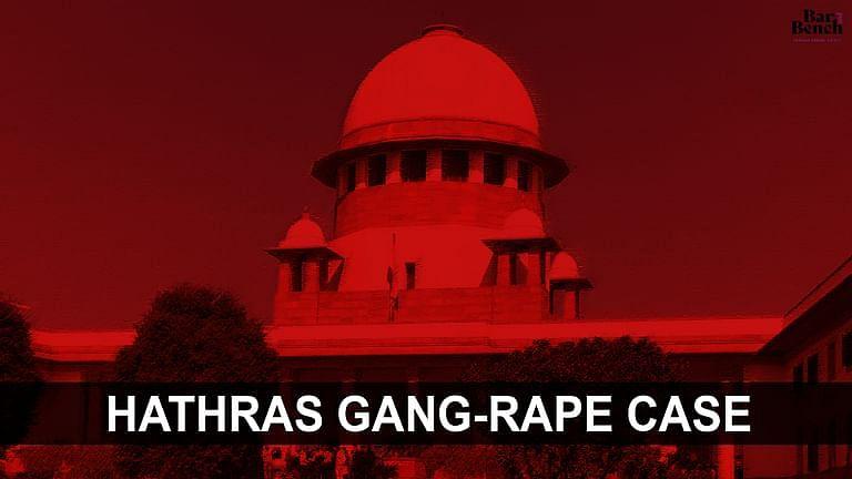 ಹತ್ರಾಸ್ ಅತ್ಯಾಚಾರ: ಸಿಜೆಐ ಎಸ್ ಎ ಬೊಬ್ಡೆಗೆ ದೆಹಲಿ ಮಹಿಳಾ ಆಯೋಗದಿಂದ ಪತ್ರ, ಅಪರಾಧದೆಡೆಗೆ ಗಮನಹರಿಸುವಂತೆ ಮನವಿ