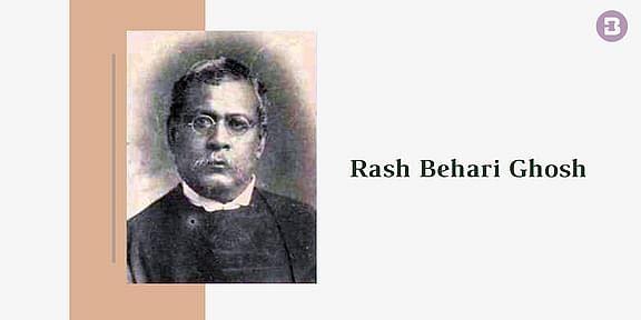 ರಾಶ್ ಬಿಹಾರಿ ಘೋಷ್