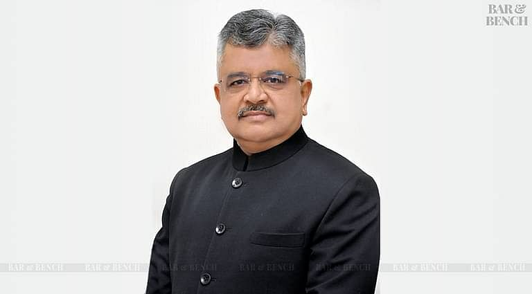 Solicitor General of India, Tushar Mehta