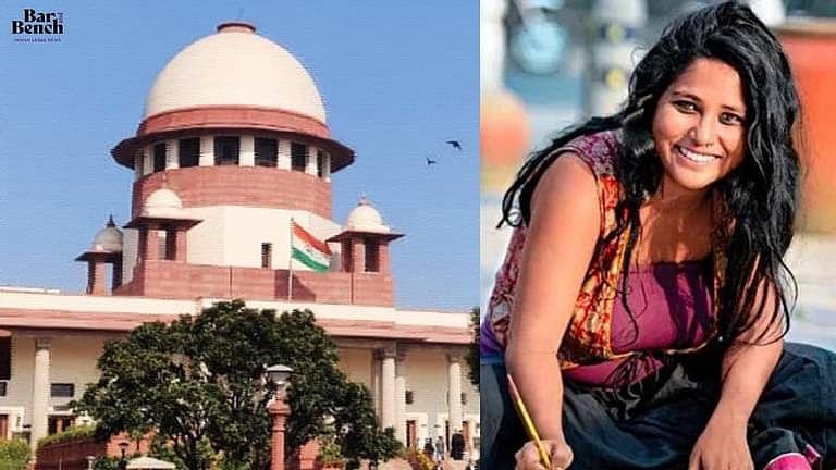 Devangana Kalita, Supreme Court