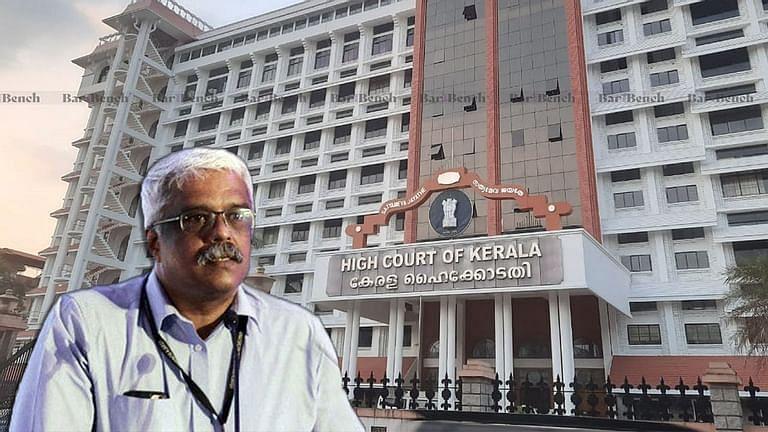 M Sivakumar, Kerala High Court