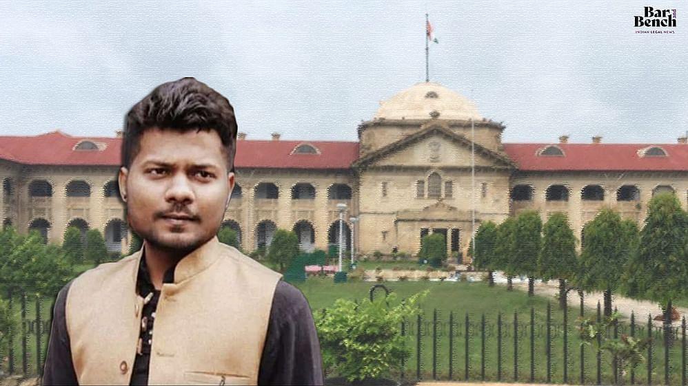 Prashant Kanojia and Allahabad High court