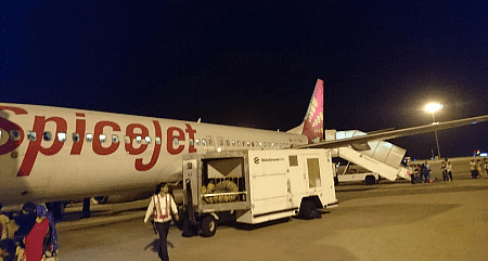 share transfer dispute between Kalanithi Maran & SpiceJet Airways