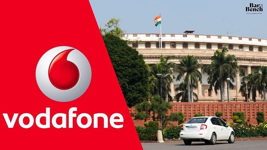 vodafone and parliament