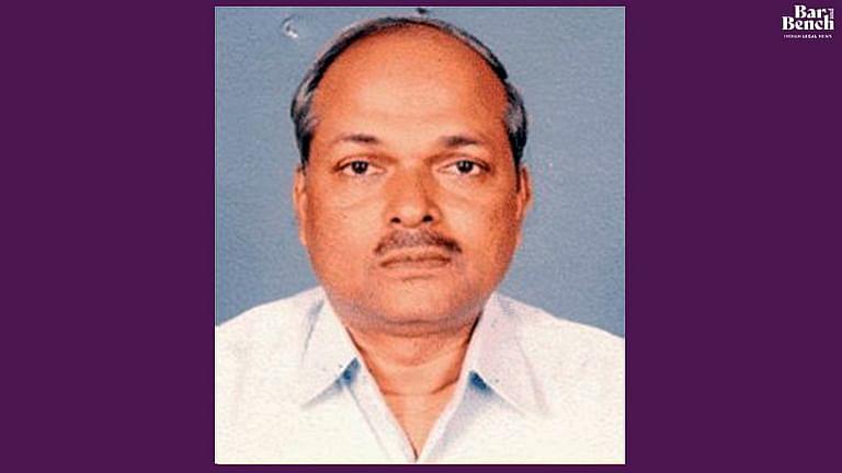 Judge SK Yadav