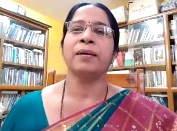 Vinaya Okkunda,  Writer, thinker