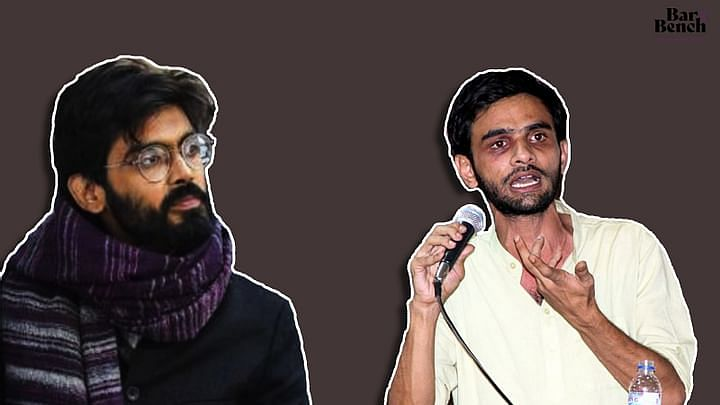 Sharjeel imam and Umar khalid