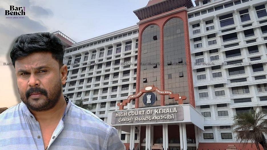 Dileep, Kerala High court