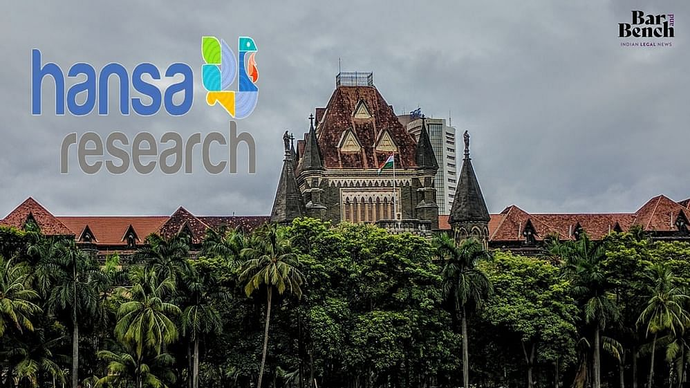 Bombay High Court, Hansa research group