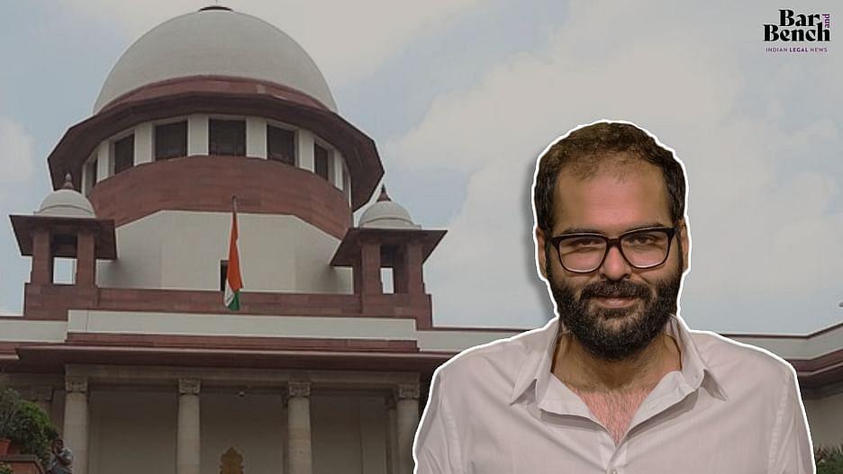 Kunal Kamra, Supreme Court