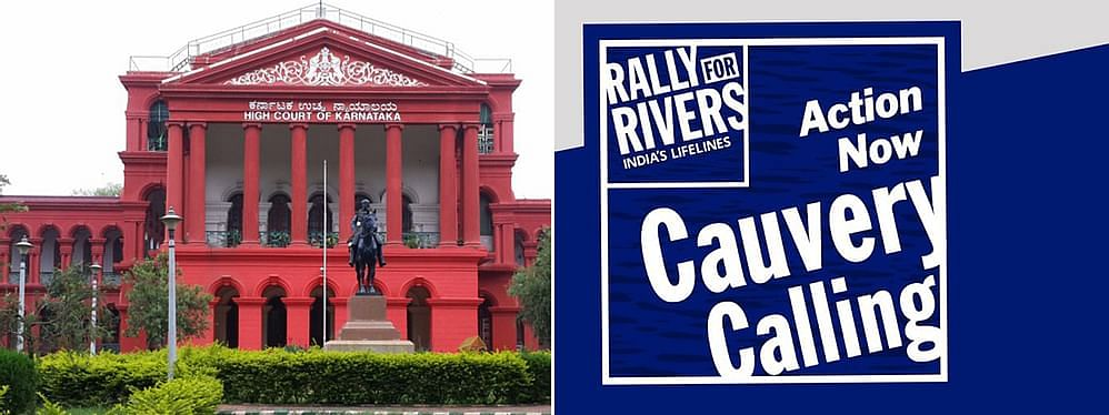 Sadhguru Jaggi Vasudev, Cauvery calling, Karnataka High Court