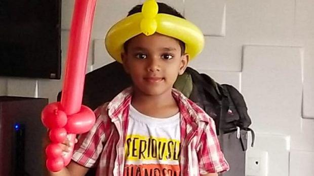 Kidnapped boy Anubhav