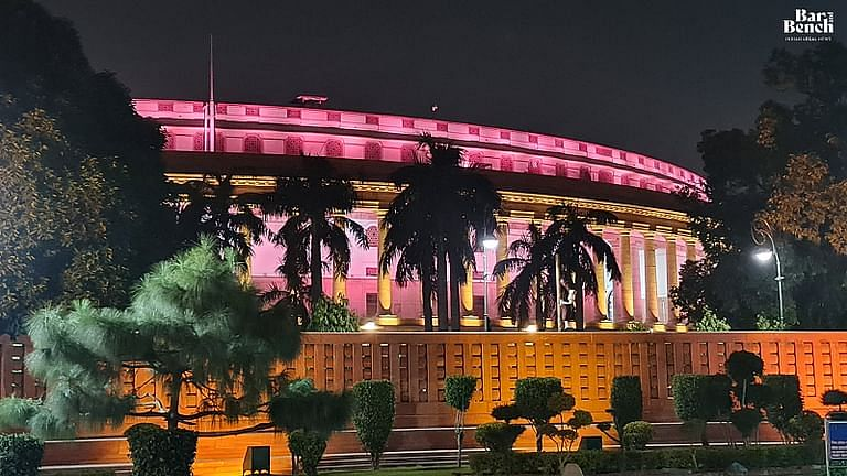 Current Parliament building