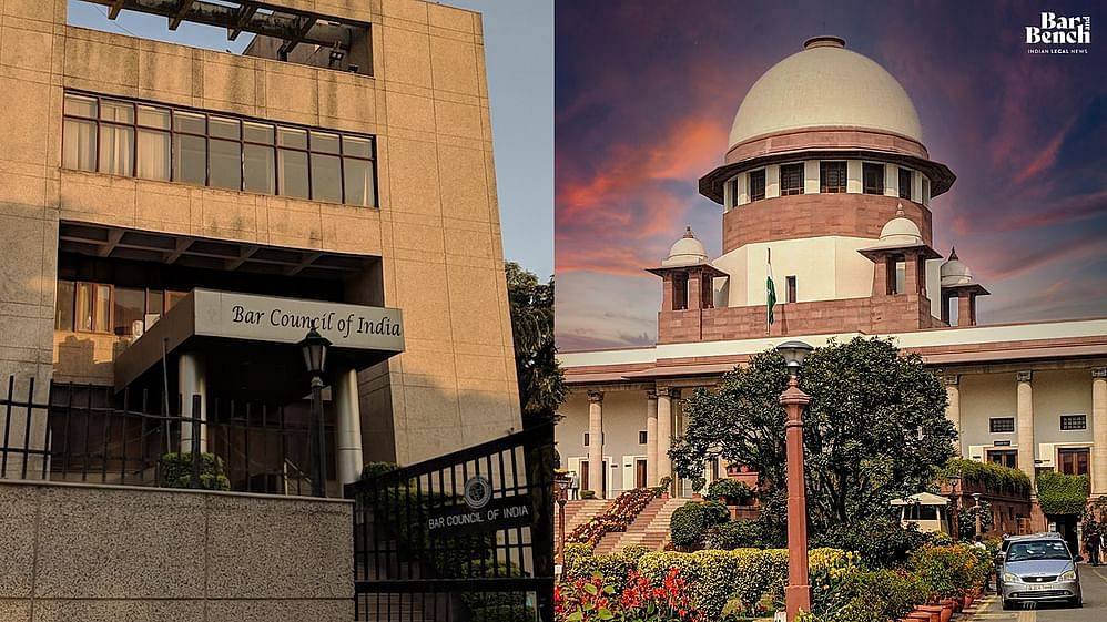 BCI and Supreme Court