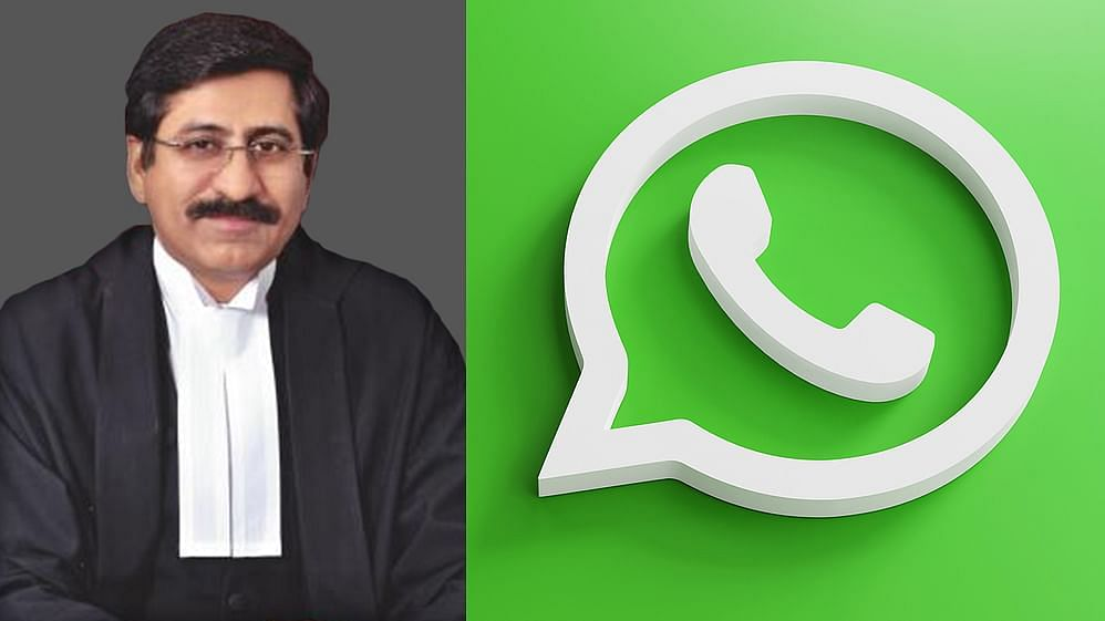 Sanjeev Sachdeva and Whatsapp