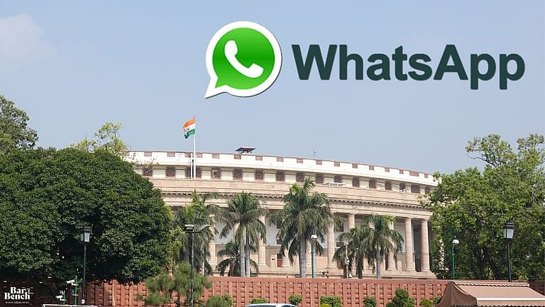 Parliament, Whatsapp