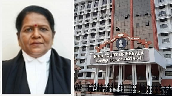 Justice Shircy V, Kerala High Court