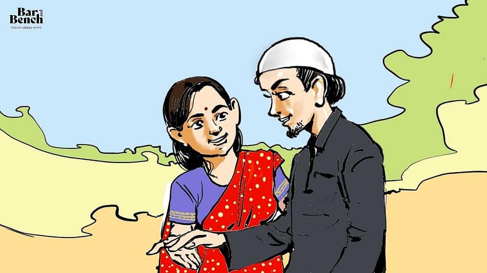 Inter-religion, Marriage