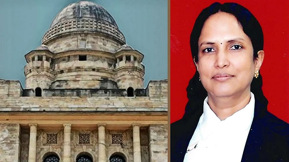 Bombay High Court Nagpur bench, Justice Pushpa Ganediwala