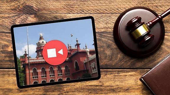 Madras High Court, Virtual Court