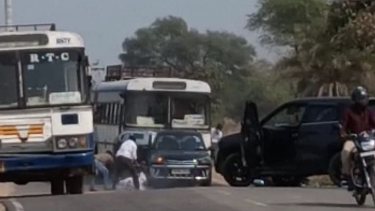 Telangana lawyers murder