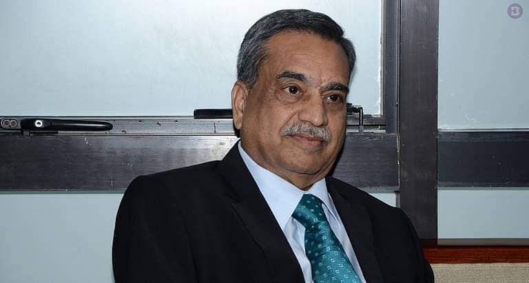 Justice M R Shah