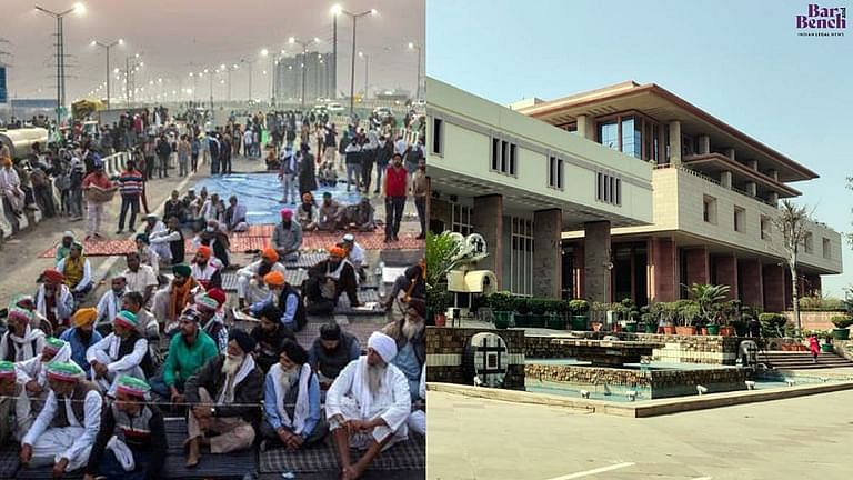 Farmerಸ Protest, Delhi High Court