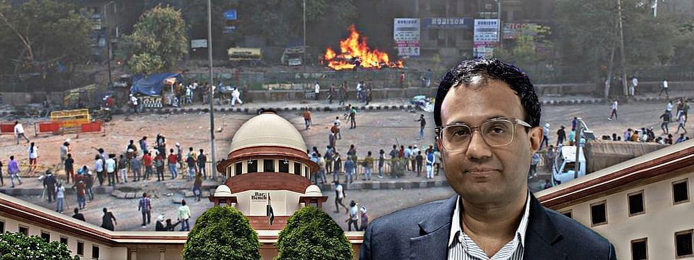 Ajit Mohan, Delhi Riots, Supreme Court