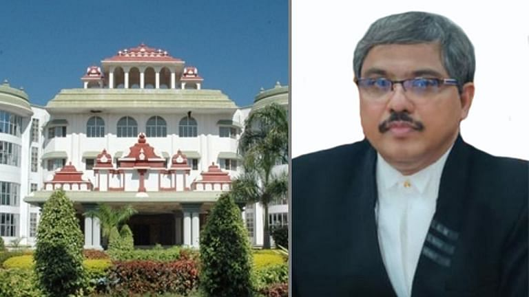 Justice K Murali Shankar, Madras High Court