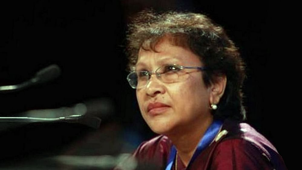 Patricia Mukhim, Supreme Court