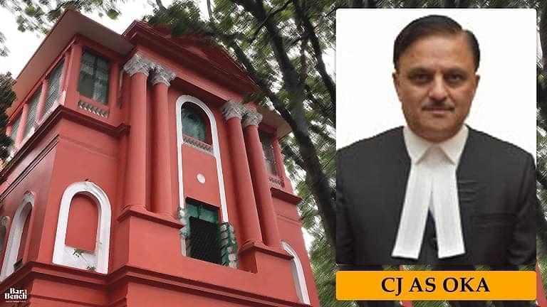 Chief Justice Abhay Oka, Karnataka High Court