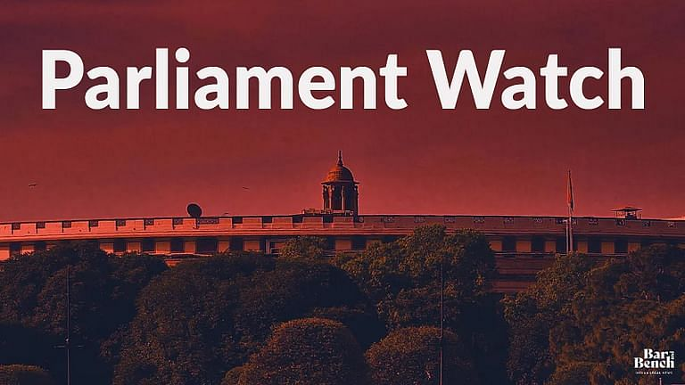 Parliament Watch