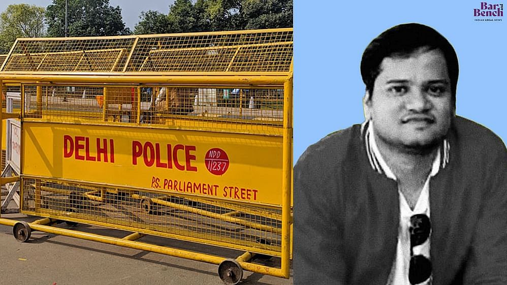 Shantanu Muluk, Delhi Police