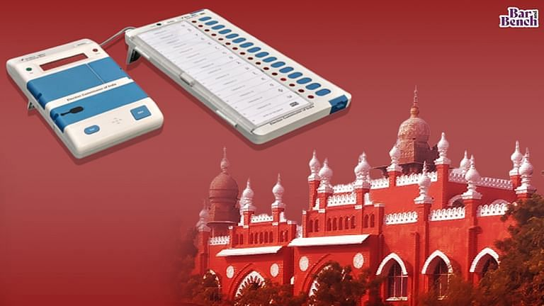EVMs and Madras High Court